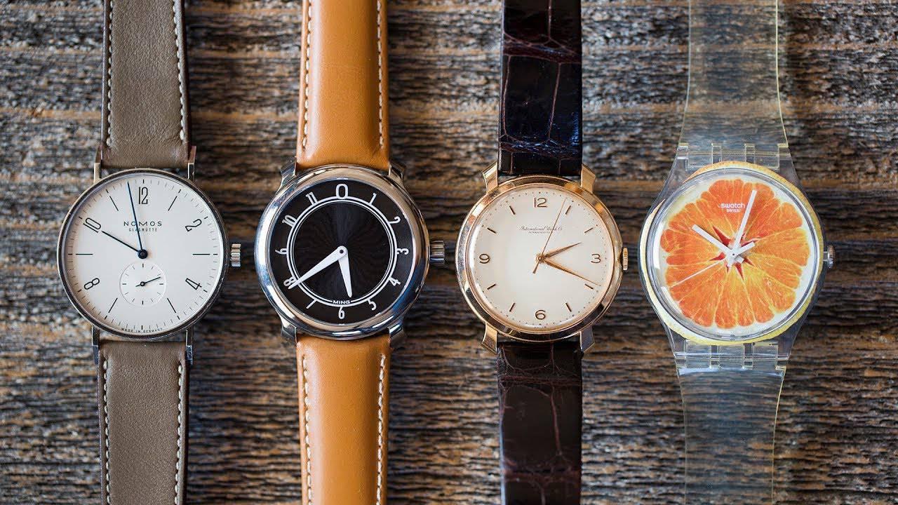 Cosa comprare quando devi scegliere un orologio da uomo