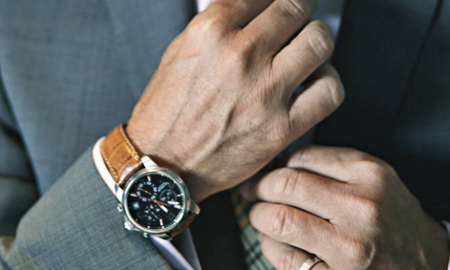 Quale orologio regalare ad un uomo?