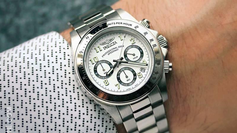 Oltre ad Invicta, anche altri produttori realizzano ottimi orologi simili al Daytona