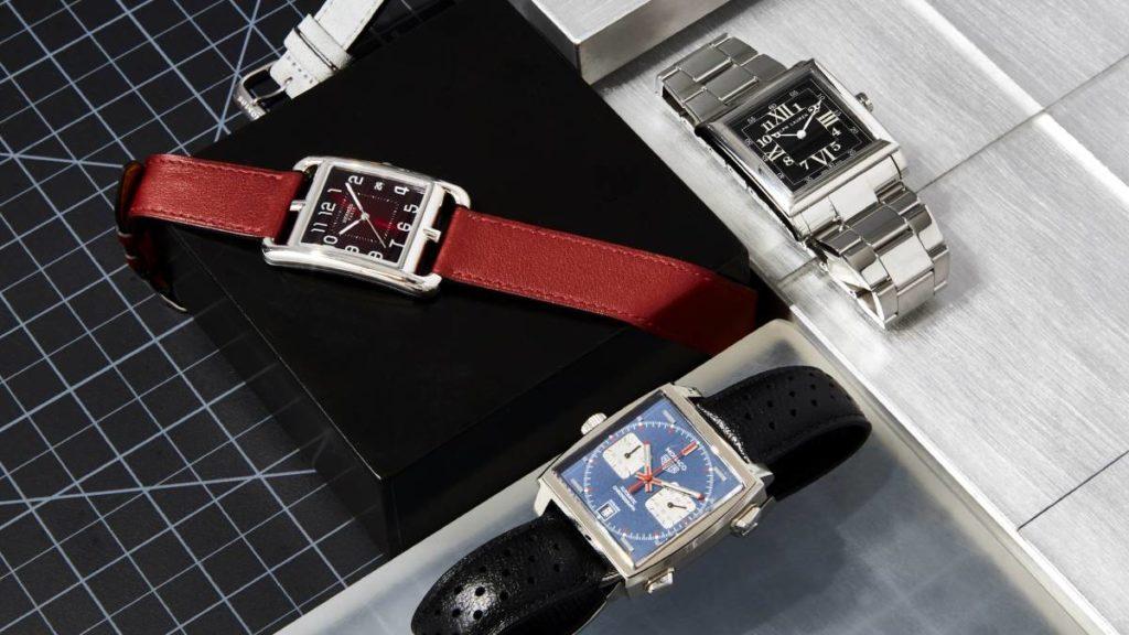 7 modelli di orologio con cassa quadrata a meno di 50 euro