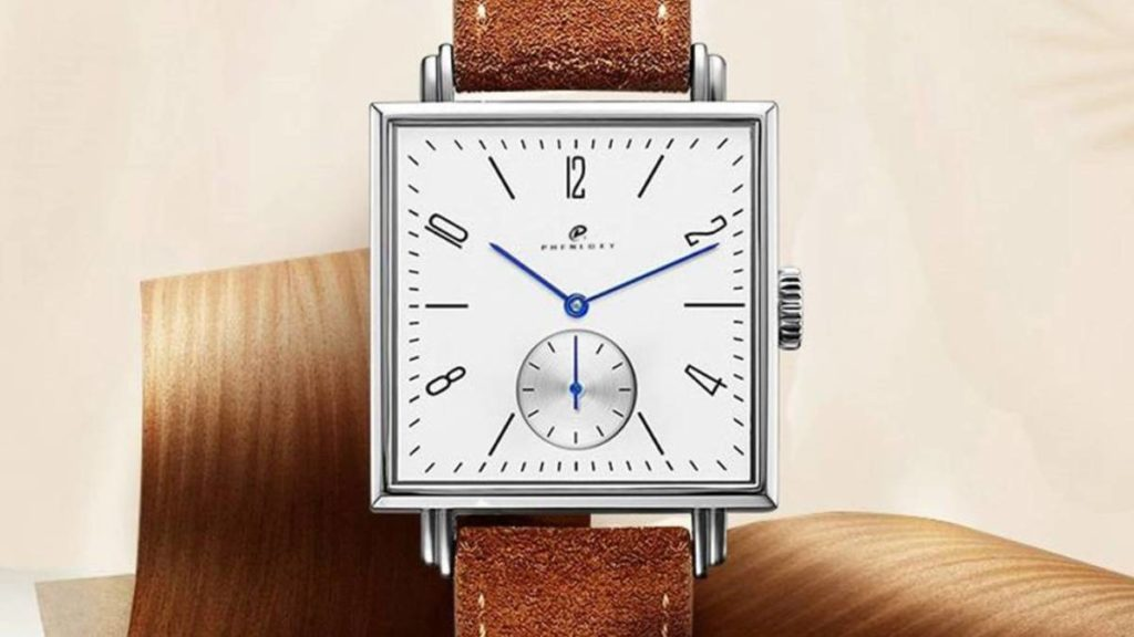 Orologi da uomo quadrati sopra i 100 euro
