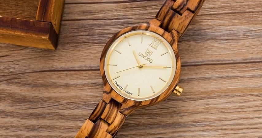Orologio legno donna: 15 modelli bellissimi