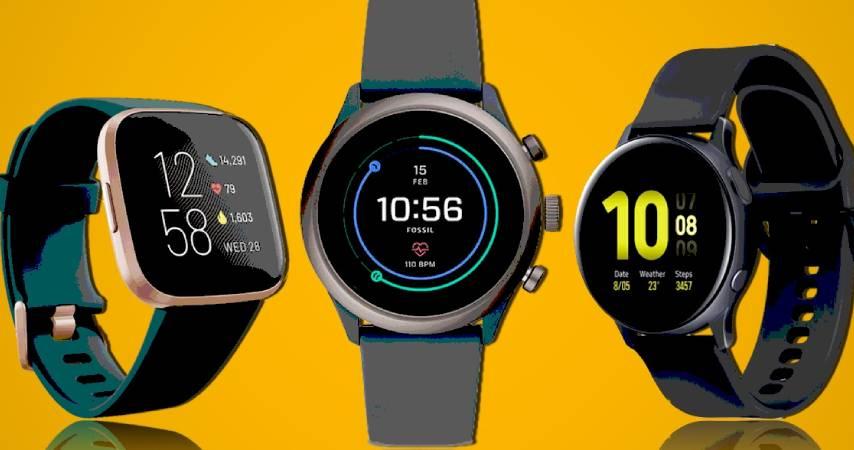 Cresce l'utilizzo degli smartwatch nella vita di tutti i giorni