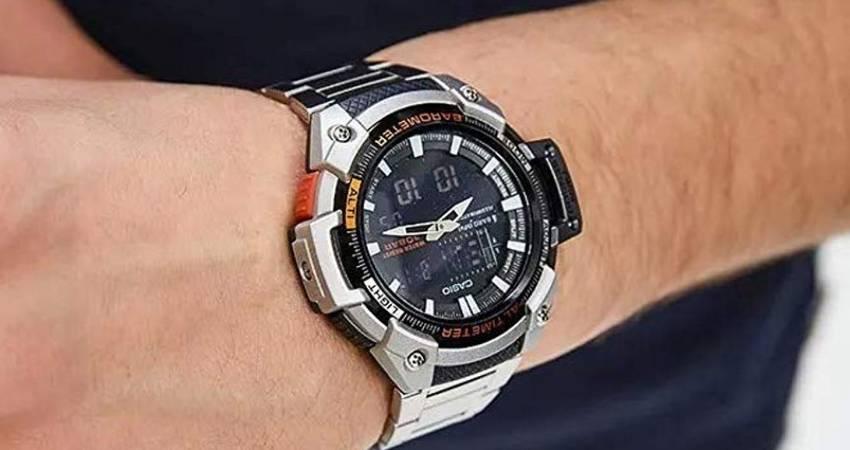 Casio SGW-450HD-1BER: orologio digitale multifunzione