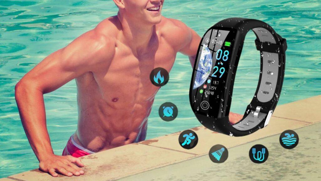 Tipmant Orologio Fitness Tracker, il prezzo potrebbe sorprenderti.