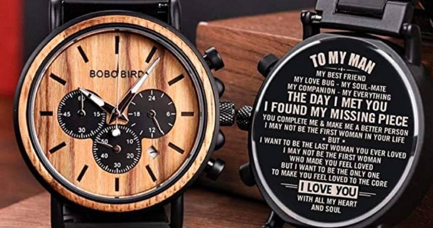 Orologi personalizzati da polso: ecco come fare