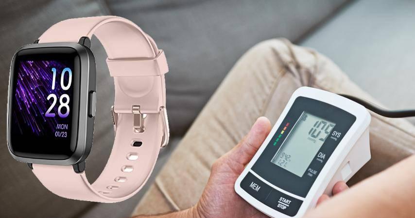 14 modelli smartwatch misura pressione: NAIXUES Smartwatch Orologio Fitness Sportivo
